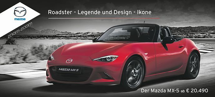 MX5_Roadster Ikone