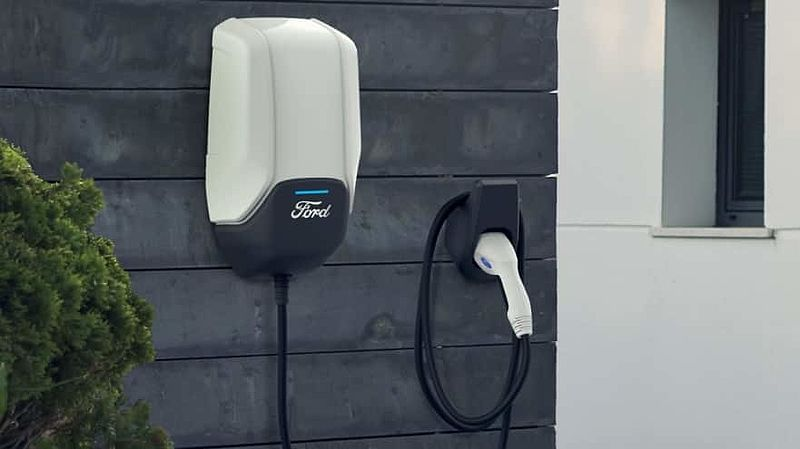 Ford Charging Solutions: Ladestation finden